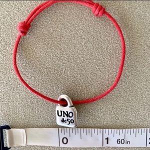 UNO de 50 Jewelry - NEW!. UNO de 50 Unisex Adjustable Bracelet.